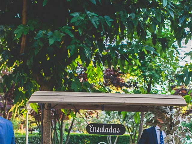 La boda de Javier y Elena en Madrid, Madrid 65