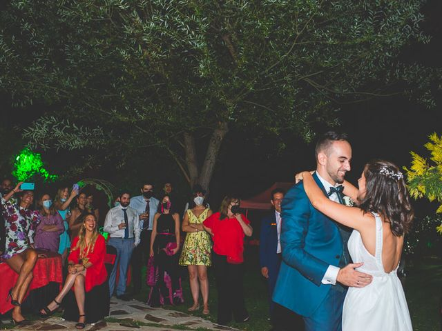 La boda de Javier y Elena en Madrid, Madrid 78