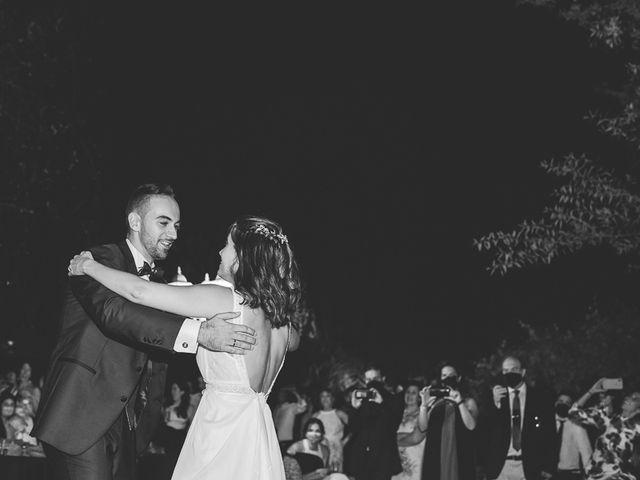 La boda de Javier y Elena en Madrid, Madrid 79
