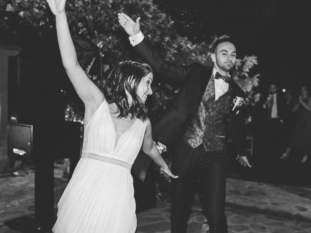 La boda de Javier y Elena en Madrid, Madrid 81
