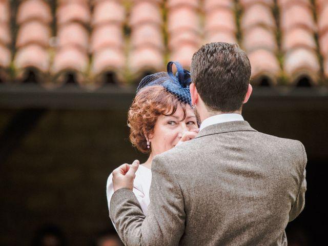 La boda de Aitor y María en Bilbao, Vizcaya 36
