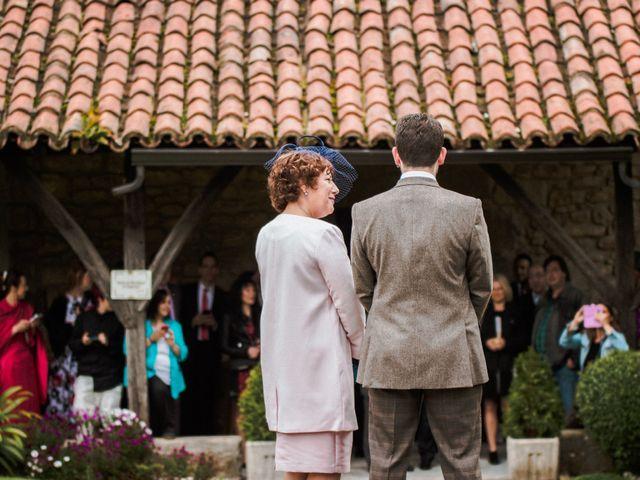 La boda de Aitor y María en Bilbao, Vizcaya 40