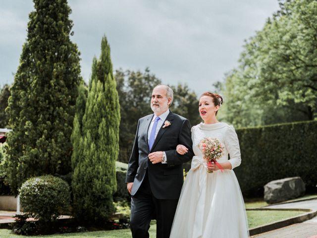 La boda de Aitor y María en Bilbao, Vizcaya 44