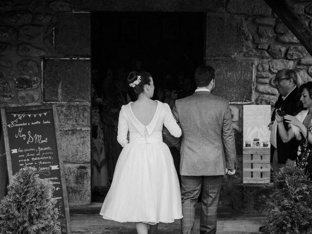 La boda de Aitor y María en Bilbao, Vizcaya 48
