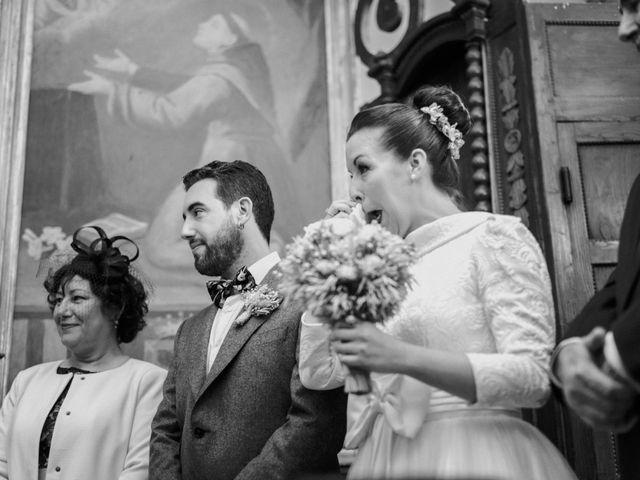 La boda de Aitor y María en Bilbao, Vizcaya 49