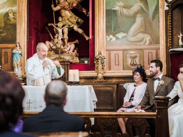 La boda de Aitor y María en Bilbao, Vizcaya 51