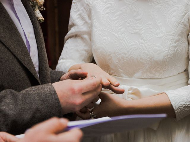 La boda de Aitor y María en Bilbao, Vizcaya 56