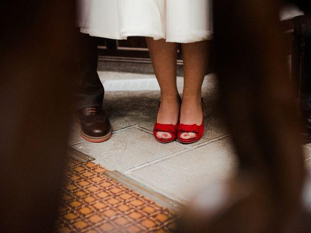 La boda de Aitor y María en Bilbao, Vizcaya 66