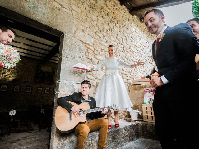 La boda de Aitor y María en Bilbao, Vizcaya 69