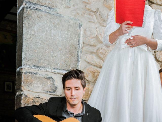 La boda de Aitor y María en Bilbao, Vizcaya 70