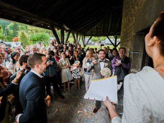 La boda de Aitor y María en Bilbao, Vizcaya 72