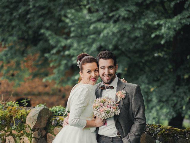 La boda de Aitor y María en Bilbao, Vizcaya 81