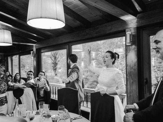 La boda de Aitor y María en Bilbao, Vizcaya 96