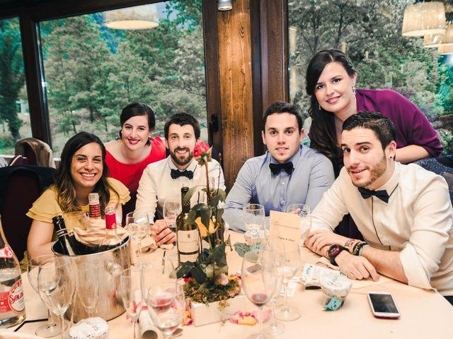 La boda de Aitor y María en Bilbao, Vizcaya 98