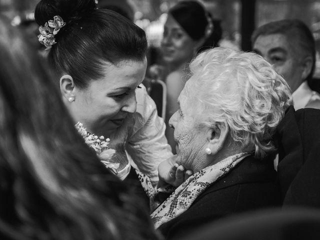 La boda de Aitor y María en Bilbao, Vizcaya 101