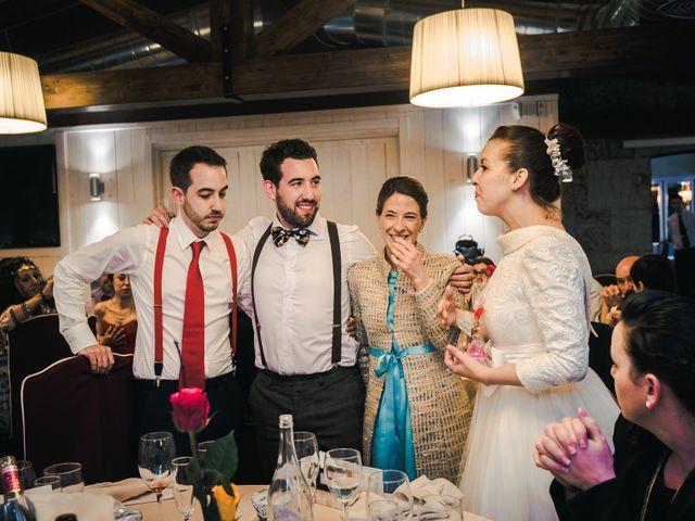 La boda de Aitor y María en Bilbao, Vizcaya 102