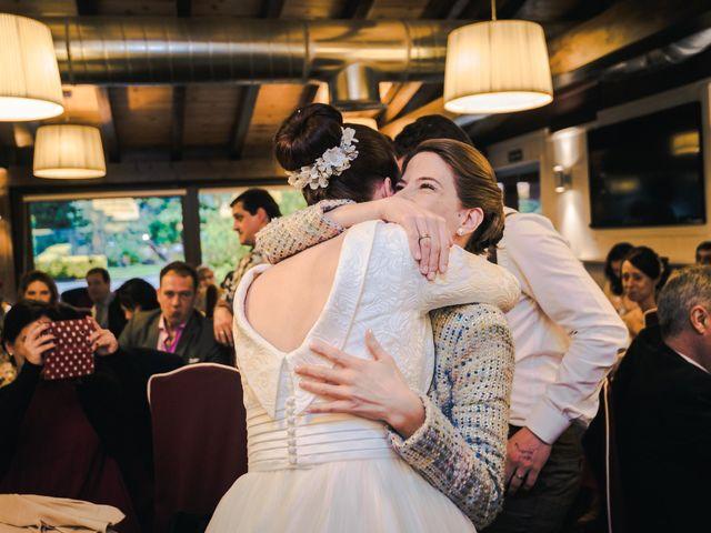 La boda de Aitor y María en Bilbao, Vizcaya 103