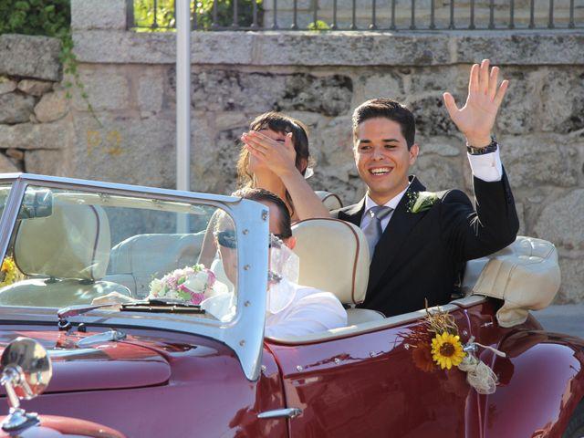La boda de Alberto y Yasmina en Alpedrete, Madrid 1