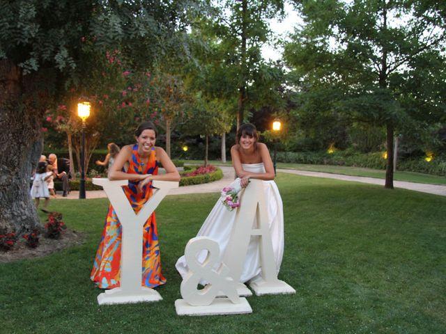 La boda de Alberto y Yasmina en Alpedrete, Madrid 2