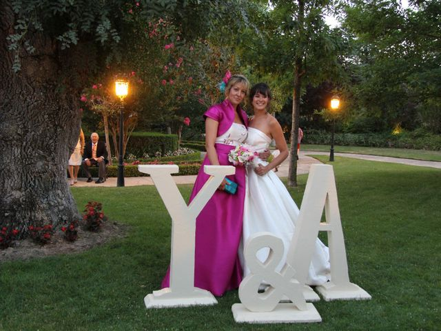La boda de Alberto y Yasmina en Alpedrete, Madrid 3