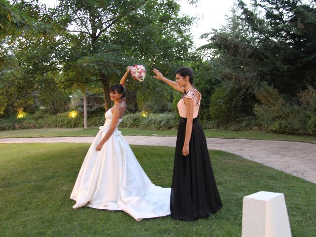 La boda de Alberto y Yasmina en Alpedrete, Madrid 4