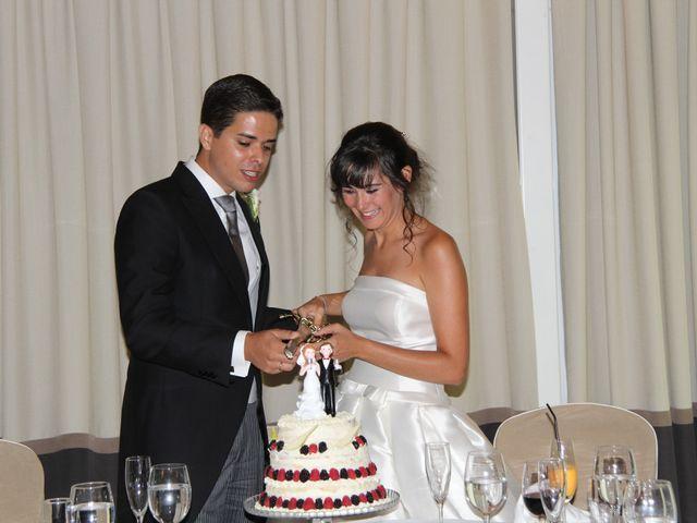 La boda de Alberto y Yasmina en Alpedrete, Madrid 6
