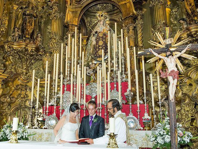 La boda de David y Tamara en Chiclana De La Frontera, Cádiz 6