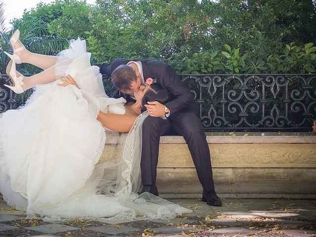 La boda de David y Tamara en Chiclana De La Frontera, Cádiz 11