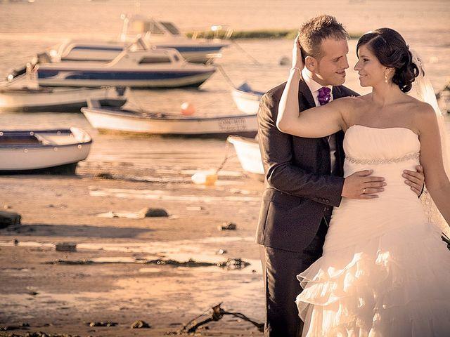La boda de David y Tamara en Chiclana De La Frontera, Cádiz 20