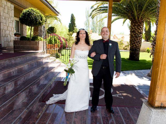 La boda de Gabriel y Liliana en Cubas De La Sagra, Madrid 7