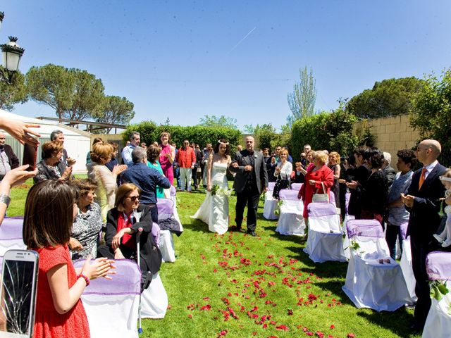 La boda de Gabriel y Liliana en Cubas De La Sagra, Madrid 9