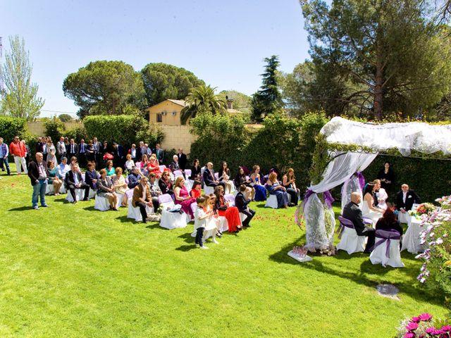 La boda de Gabriel y Liliana en Cubas De La Sagra, Madrid 12