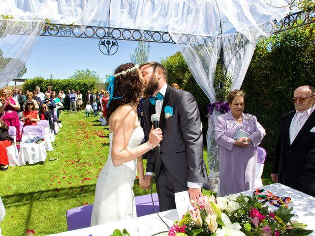 La boda de Gabriel y Liliana en Cubas De La Sagra, Madrid 13