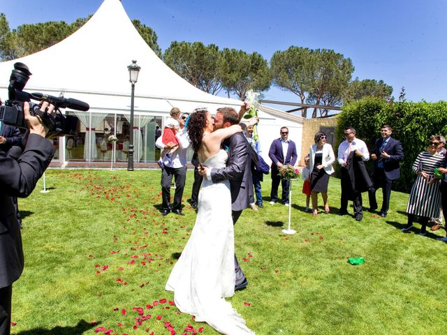 La boda de Gabriel y Liliana en Cubas De La Sagra, Madrid 15