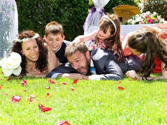 La boda de Gabriel y Liliana en Cubas De La Sagra, Madrid 17