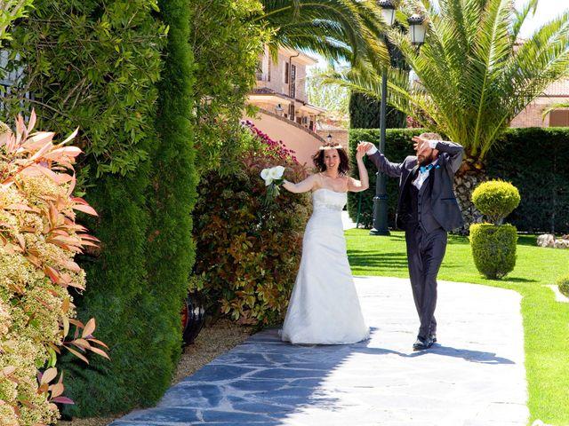 La boda de Gabriel y Liliana en Cubas De La Sagra, Madrid 19