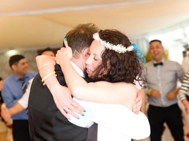 La boda de Gabriel y Liliana en Cubas De La Sagra, Madrid 27