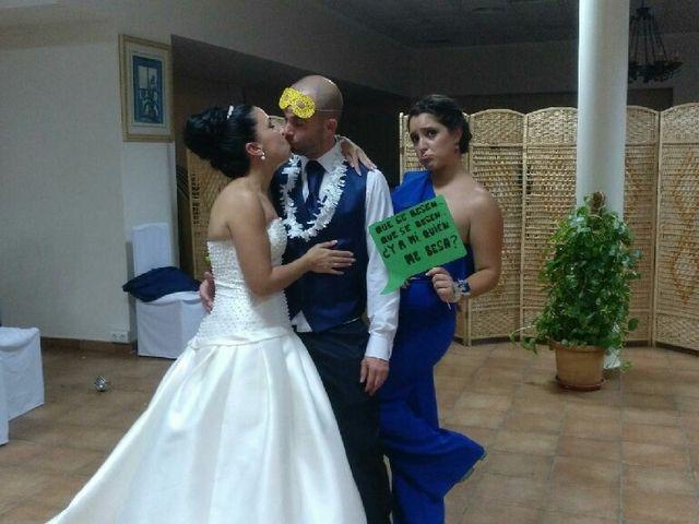 La boda de Joaquín  y Cinta en Huelva, Huelva 1