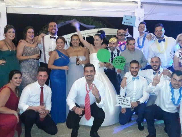 La boda de Joaquín  y Cinta en Huelva, Huelva 2