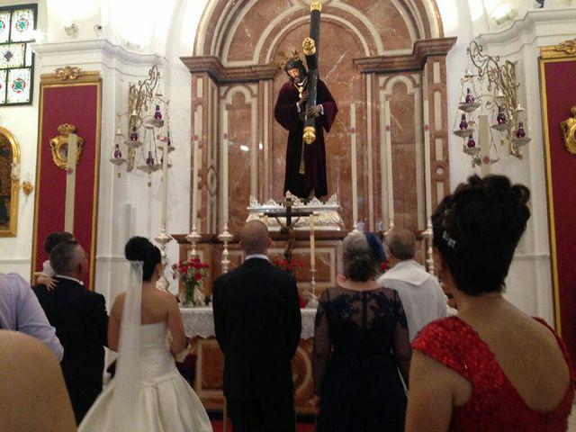 La boda de Joaquín  y Cinta en Huelva, Huelva 4