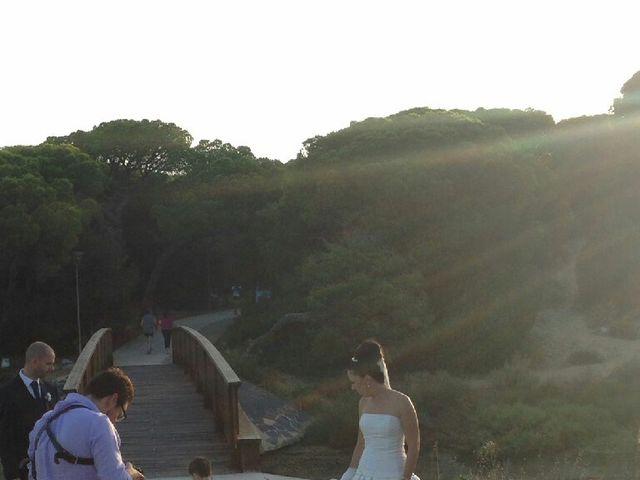 La boda de Joaquín  y Cinta en Huelva, Huelva 5