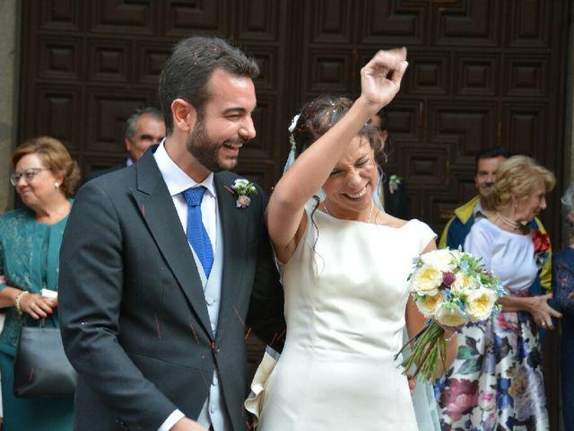 La boda de  Henar  y Borja