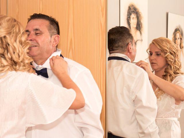 La boda de Chimo y Lydia en Benaguasil, Valencia 13
