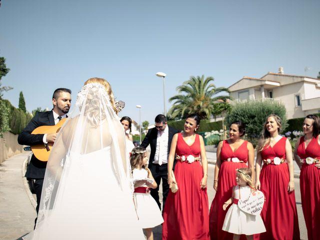 La boda de Chimo y Lydia en Benaguasil, Valencia 21