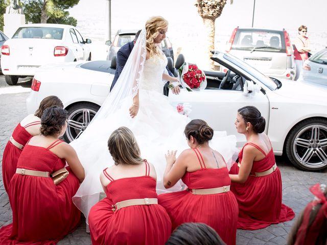 La boda de Chimo y Lydia en Benaguasil, Valencia 24