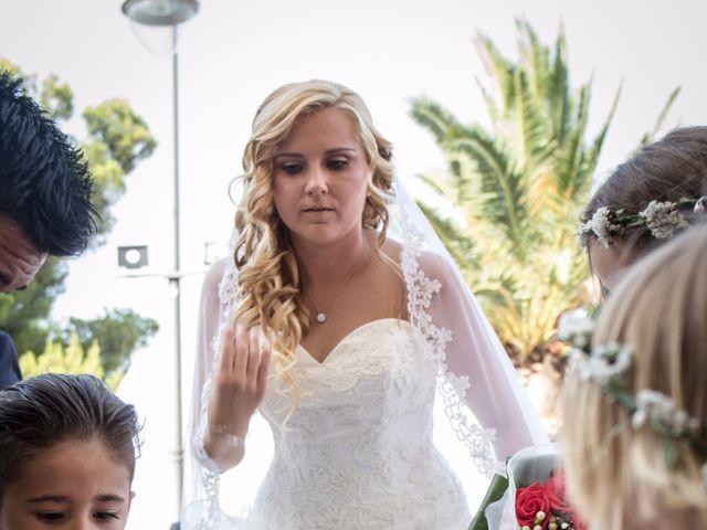 La boda de Chimo y Lydia en Benaguasil, Valencia 25