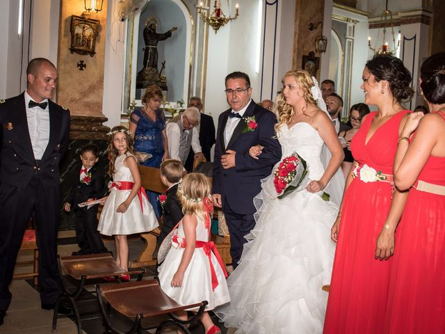 La boda de Chimo y Lydia en Benaguasil, Valencia 26