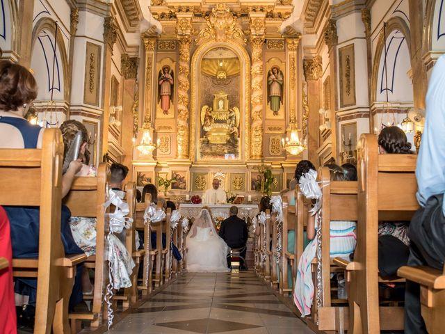 La boda de Chimo y Lydia en Benaguasil, Valencia 27