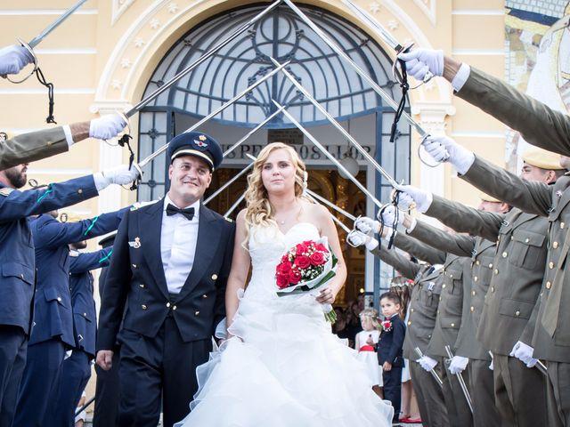 La boda de Chimo y Lydia en Benaguasil, Valencia 34