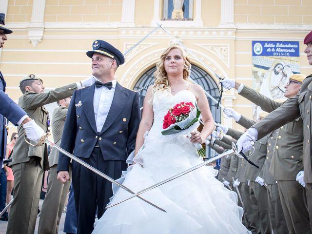 La boda de Chimo y Lydia en Benaguasil, Valencia 35